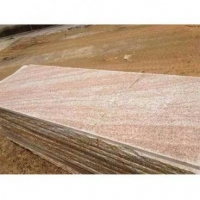 China Landscape Stone Shandong G682 Rusty Yellow Granite Flooring on sale