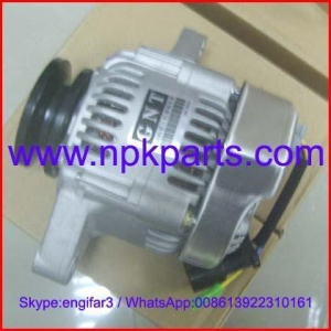 China Yanmar engine parts 3TNE88 generator/alternator 129129-77010 on sale