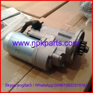 China Yanmar engine parts 3TNE88 starter 129698-77010 on sale