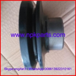 China Yanmar engine parts 3TNE88 V-pulley 129150-21650 on sale