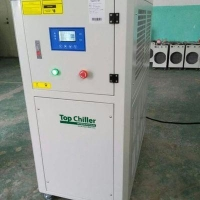 -5 glycol chiller, industrial air cooled glycol chiller, glycol water chiller, glycol chiller unit