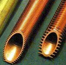 China Copper Fin Tubes on sale
