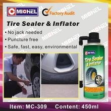 China Hot Sale Quick Spair Tire Sealant Inflator ( Fix A Flat ) on sale
