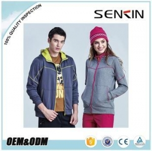 China Custom Manufacturer Cotton/Polyester Running Jacket Sport Varsity Jacket OEM on sale