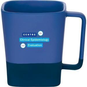 China 14 oz Color Step Ceramic Mug on sale