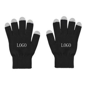 China Five Finger Touch Screen Gloves on sale