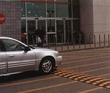China Safety Rider Rubber Speed Hump on sale