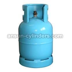 China Gas Cylinder Steel LPG Gas Bottle on sale