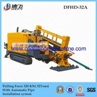 Manufacture DFHD-32A Full Hydraulic Directional Drilling Rig for Pipe-laying Project