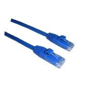 China UTP Cat 5e lan cable, molded type on sale