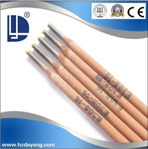 China Welding Electrodes stainless steel welding rods AWS E308-16 on sale