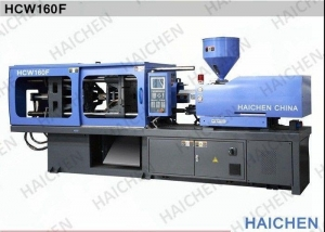 China Hydraulic High Speed Injection Molding Machine With 1600kN Clamping Force on sale