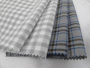 China yarn dyed woven fabric 100% Cotton Yarn Dyed Woven Fabric For Shirt on sale