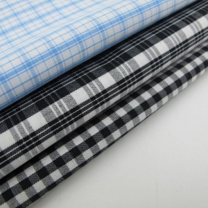 China yarn dyed checks fabrics Yarn Dyed Check Cotton Fabric on sale