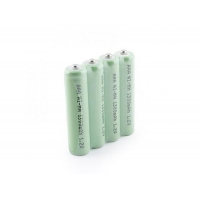 4 x 1350mAh BTY Ni-MH AAA 1.2V Rechargeable Battery