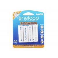 Sanyo Eneloop 2000mAh Ni-MH Rechargeable AA Batteries (4-Pack)