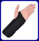 China Functional Bracing I - Fit Foam Wrist Support (7 in.) on sale