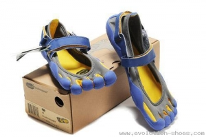 China Five Fingers Shoes-Climbing Shoes-F007 on sale