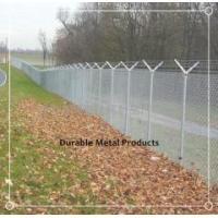 Diamond Mesh Chain Link Fence