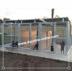 China Modular Kennels Welded Wire Mesh Dog Run on sale