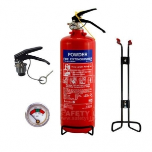 China 1KG ABC dry chemical powder fire extinguisher on sale
