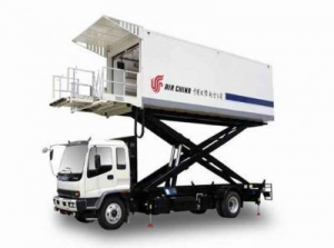 China Catering Truck/ C600 on sale
