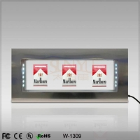 China Floating Cigarette Box Display W-1309 on sale