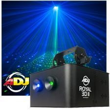China American DJ Royal 3D II Intelligent Laser on sale