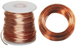 China Bare Annealed Copper Wire on sale