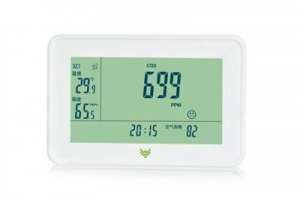 China Air Quality Tester YEH-40 Carbon Dioxide Monitor on sale