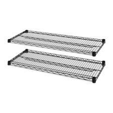 China Lorell 4-Tier Wire Rack with Shelves on sale