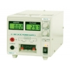 China PS613UVelleman LABORATORY POWER SUPPLY (0-30VDC + 5VDC + 12VDC) WITH LCD DISPLAY for sale