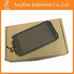 China Full LCD Display with Touch Screen Digitizer For HTC touch pro2 T7373 Moblie phone LCD Screen on sale
