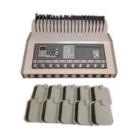 China VT-502 Electric Muscle stimulator & Microcurrent Infrared Slimming Machine (EMS) on sale