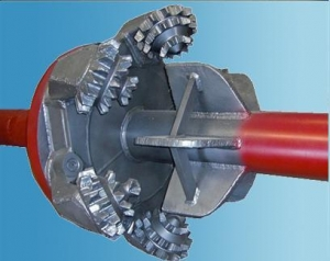 China Supply of large diameter roller cone drill bit assembly on sale