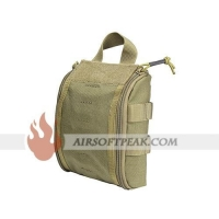 China Spanker 1000D Molle Tactical Medical First Aid Pouch Emergency Tool Bag Coyote Brown on sale