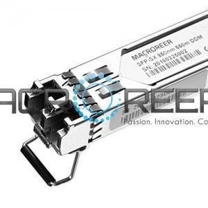 China Juniper EX-SFP-1GE-SX Comaptible 1000BASE-SX SFP Module Transceiver on sale