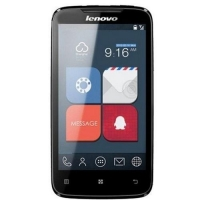 Lenovo A390 Android 4.0 3G Dual Core Phone 4 Inch TFT 4GB Black
