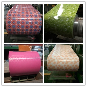 China Hot Cold Rolled Steel Plate Prepainted Galvanized Steel Coil Corrugated Roofing Sheet on sale