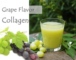 China Fish Collagen Fish Collagen Solid Drink Grape Flavor on sale