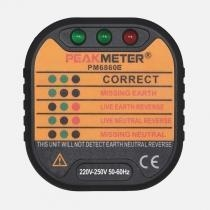 China Socket Testers PM6860B on sale