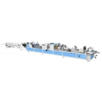 Automatic High Speed Four Hexagonal Pasting Box Machines