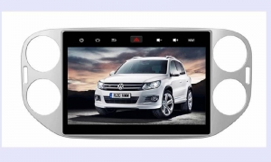 China 10.2Deckless Android Car Multimedia Player for VW Tiguan 2014 on sale