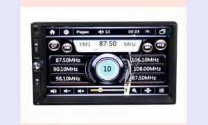 China Deckless 7 inch Car MP5 Multimedia Players on sale