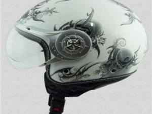 China HELMETS ECE Open Face Helmet(WL-203-1) on sale