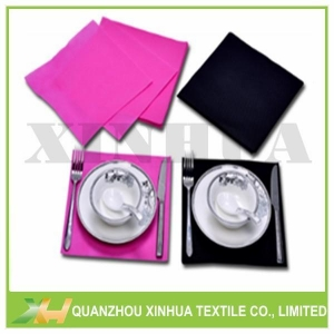 China Disposable Table Cloth TNT Nonwoven Fabric Size:Weight 38-60 gsm on sale