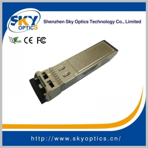 China 10g sfp+ lr 10Gb/s compatible sfp 1310nm 10km SMF transceiver 10gbase sfp factory on sale