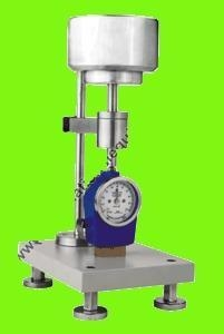 China Hydraulic Press Shore D Hardness Tester on sale