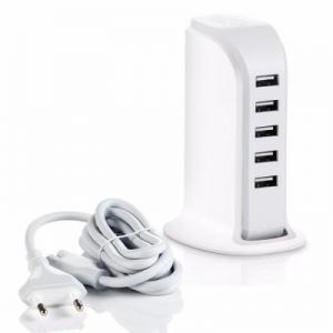 China 5 USB Port Desktop Charger Station on sale