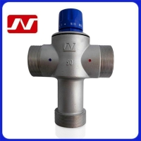 2inch Stainless Steel Male Thread Thermostatic Mixing Valve